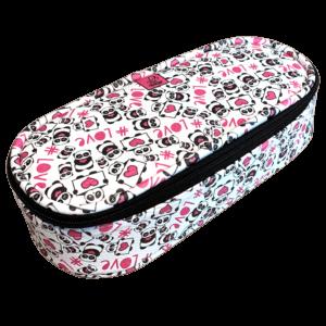 PIÓRNIK  BOX EKOSKÓRA PANDY LOVE - KOD EAN: 5905669097680