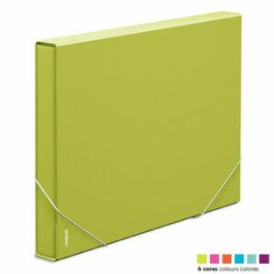 A3 TECZKA BOX 40MM AMBAR SCHOOL - KOD EAN: 5601199163849