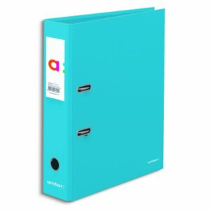 A4 SEGREGATOR FILE AMBAR BLUE - KOD EAN: 5601199174968