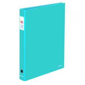 A4 SEGREGATOR 2-RINGOWY AMBAR SKY BLUE - KOD EAN: 5601199175019