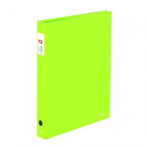 A4 SEGREGATOR 2-RINGOWY AMBAR GREEN LET - KOD EAN: 5601199175033