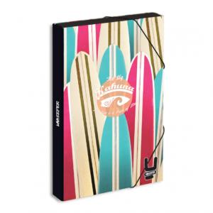A4 TECZKA BOX NA GUMKĘ UNKEEPER - KOD EAN: 5601199195598