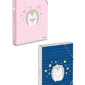 TECZKA A4 BOX NA GUMKĘ PETS FRIENDS - KOD EAN: 5601199199442