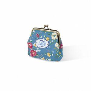 PORTMONETKA LUSA FLOWER BLUE - KOD EAN: 5601199200155