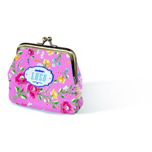 PORTMONETKA LUSA FLOWER PINK - KOD EAN: 5601199200278