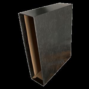 Pudełko na segregator kancelaryjny A4 80mm Essentials o kodzie 5601199165591