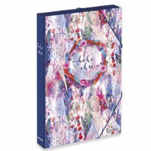 A4 TECZKA BOX BOHO CHIC - KOD EAN: 5601199204580