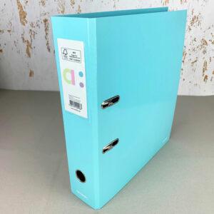 Segregator A4 2-ringowy Pastel Blue 5601199209967
