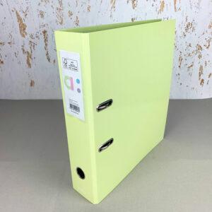 Segregator A4 2-ringowy Pastel Green 5601199209974