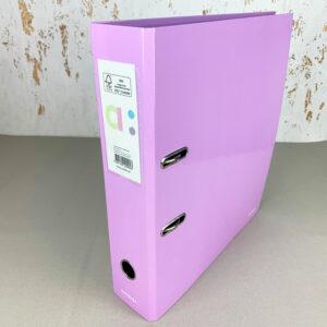 Segregator A4 2-ringowy Pastel Purple 5601199209943